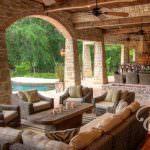 Tuscan Farmhouse - mediterranean - patio