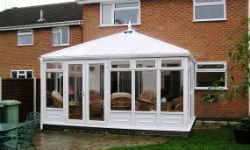lean to conservatory prices