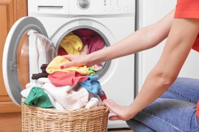 Corrnect Washing Machine to Mains