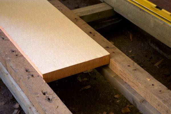 timber floor insulation