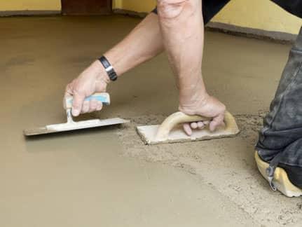 floor greeding