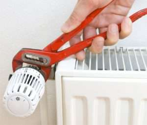 central heating maintenance
