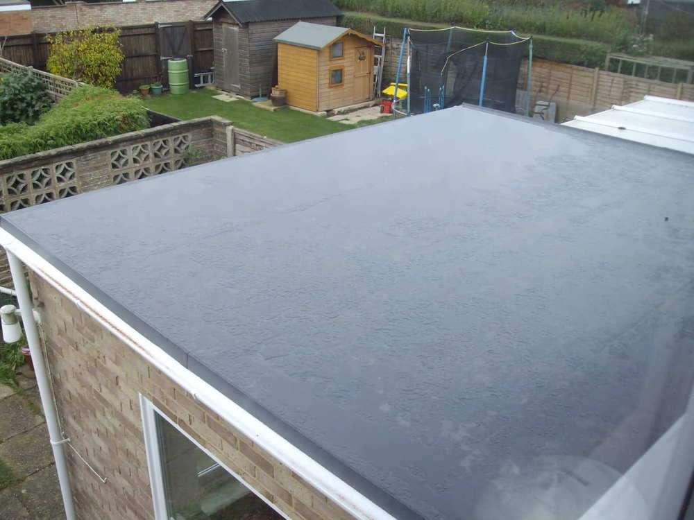 epdm roofing installation cost advice - Rubberised Roof Membrane