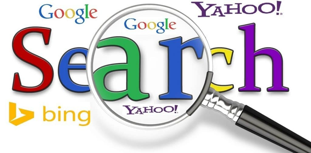 Trickwala:Top 10 most popular search engines in the World