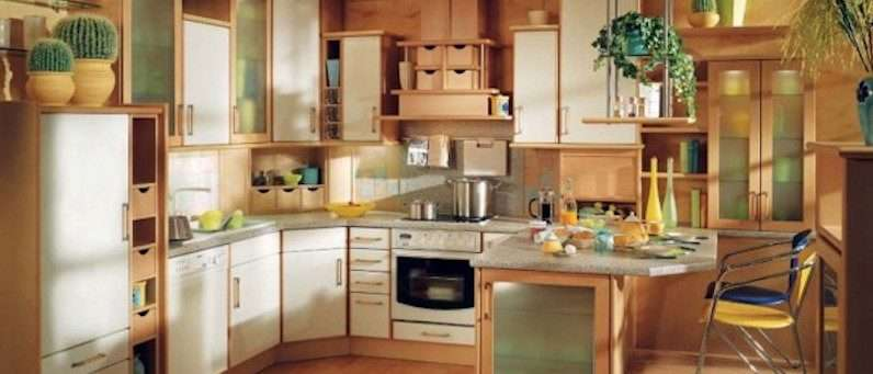 Homeadviceguide - Eco friendly kitchen cabinets ...